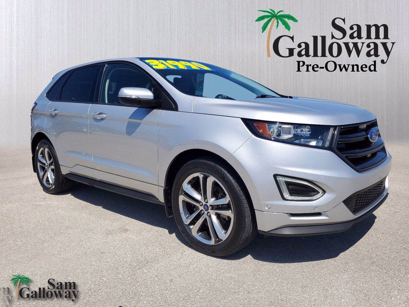 2017 ford edge sport in fort myers fl tampa ford edge sam galloway ford. Black Bedroom Furniture Sets. Home Design Ideas