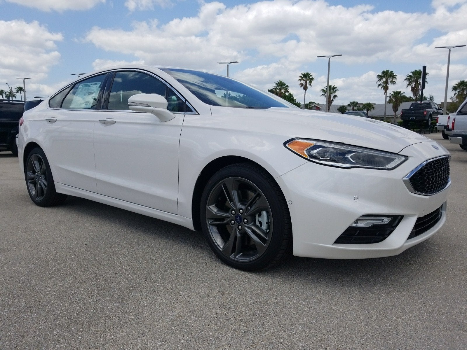 Ford Fusion Sport In Fort Myers Fl Sam Galloway Ford